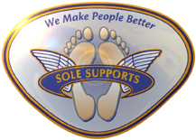 Sole Supports Logo